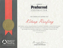 PABCO Preferred Contractor